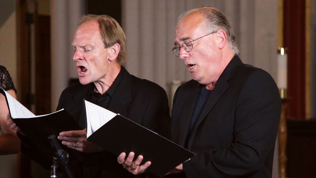 Charles and John in Concert